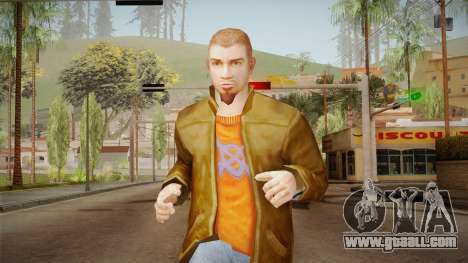 Gurney from Bully Scholarship for GTA San Andreas