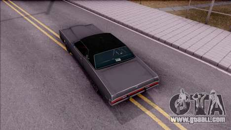 Mercury Marquis 1971 for GTA San Andreas back view