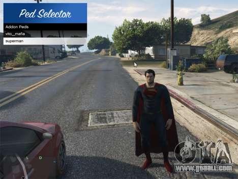 GTA 5 AddonPeds 3.0 third screenshot