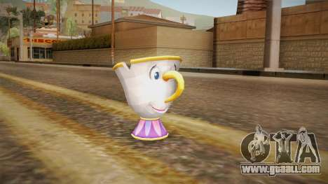 Beauty and the Beast - Chip for GTA San Andreas