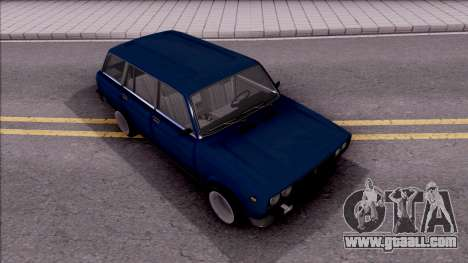 VAZ 21046 for GTA San Andreas right view