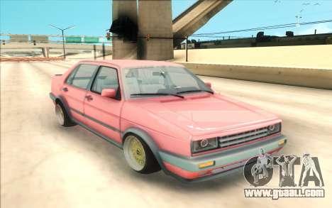 Volkswagen Jetta MK2 for GTA San Andreas