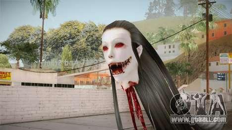 Eye - Krasue for GTA San Andreas
