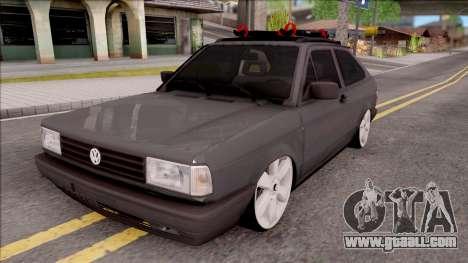 Volkswagen Gol for GTA San Andreas