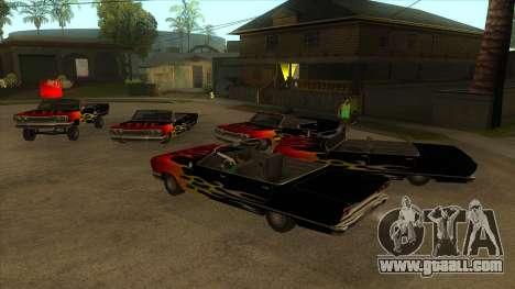 Visual Car Copypaster v1.0 for GTA San Andreas fifth screenshot