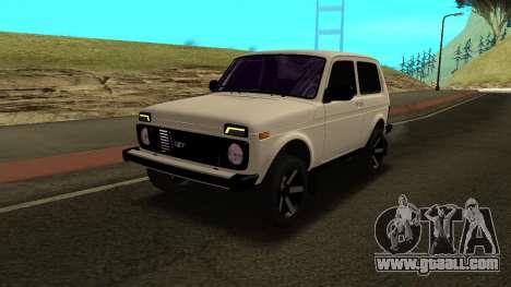 NIVA Armenian for GTA San Andreas