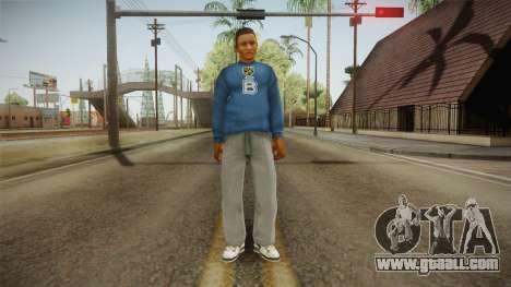 Bo Jackson from Bully Scholarship for GTA San Andreas second screenshot