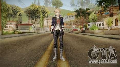 God Eater 2: Rage Burst - Julius Visconti for GTA San Andreas second screenshot