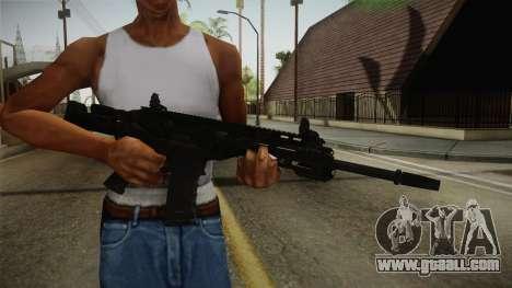 ACR Remington Assault Rifle for GTA San Andreas third screenshot