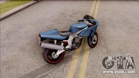 FCR-900 BIELAKWORKSHOP for GTA San Andreas