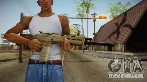 Magpul Masada Assault Rifle v2 for GTA San Andreas third screenshot