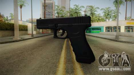 Glock 21 3 Dot Sight for GTA San Andreas third screenshot