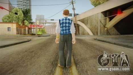 Bryce from Bully Scholarship for GTA San Andreas third screenshot
