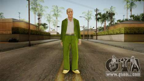 Jimmy Stepfather from Bully Scholarship for GTA San Andreas second screenshot
