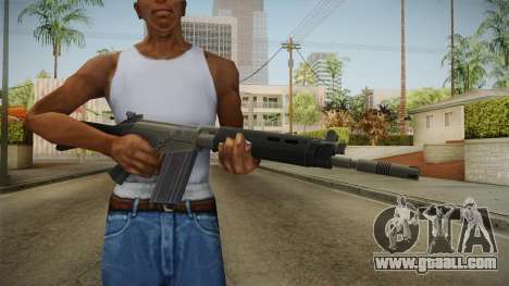FN FAL Short Barrel for GTA San Andreas third screenshot