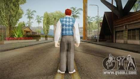 Bif Taylor from Bully Scholarship for GTA San Andreas third screenshot