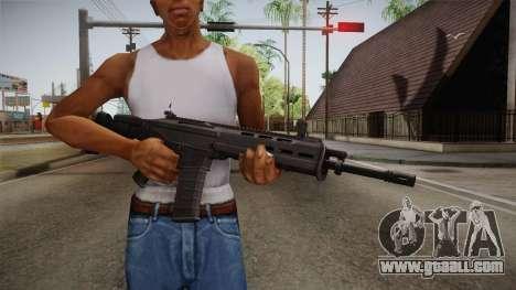 Magpul Masada Assault Rifle v1 for GTA San Andreas third screenshot