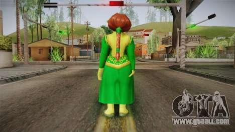 Princess Fiona Ogre for GTA San Andreas third screenshot