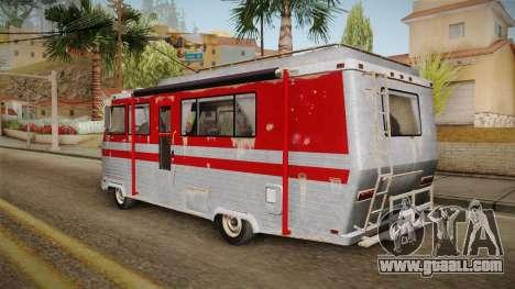 GTA 5 Zirconium Journey Worn for GTA San Andreas left view