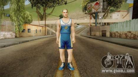 Bob from Bully Scholarship for GTA San Andreas second screenshot
