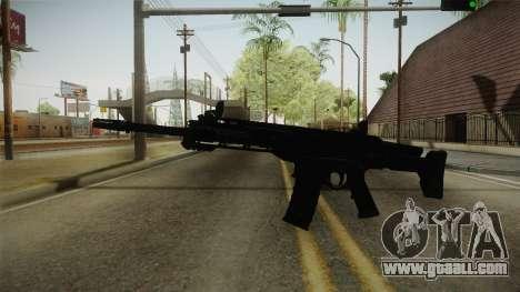 ACR Remington Assault Rifle for GTA San Andreas