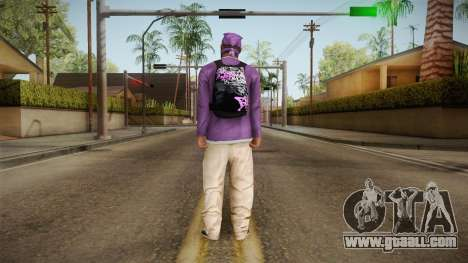Ballas HQ for GTA San Andreas third screenshot
