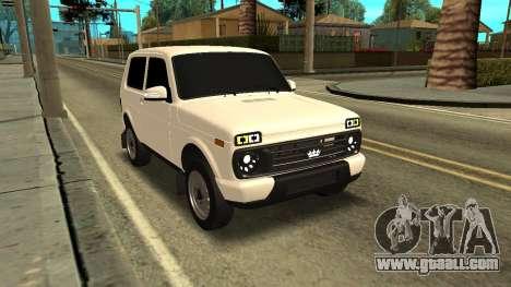 Niva Urban Armenia for GTA San Andreas