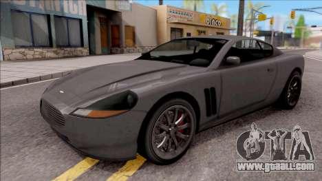 Dewbauchee Super GT for GTA San Andreas