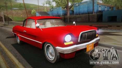 Driver: PL - Namorra for GTA San Andreas
