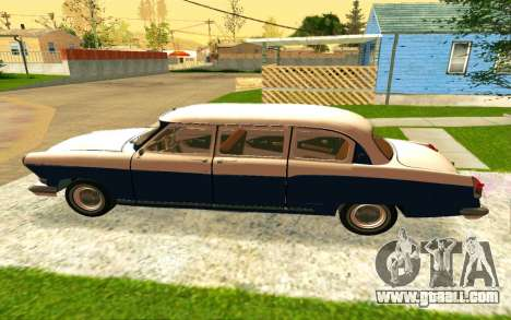 GAZ 21 Limousine v2.0 for GTA San Andreas left view