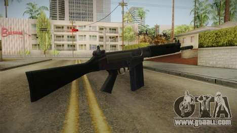 FN FAL Short Barrel for GTA San Andreas second screenshot