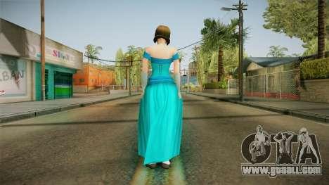 Pinky Gauthier from Bully Scholarship v3 for GTA San Andreas third screenshot