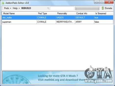 GTA 5 AddonPeds 3.0 fifth screenshot