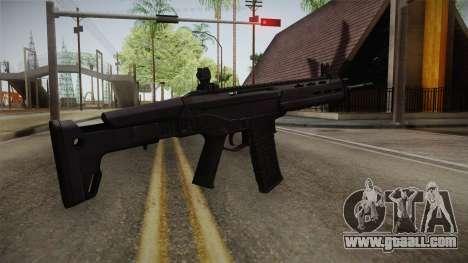 Magpul Masada Assault Rifle v1 for GTA San Andreas second screenshot