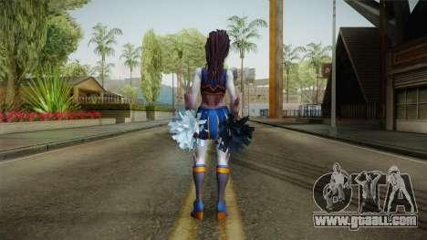 Cheer Captain Kerrigan v4 for GTA San Andreas third screenshot