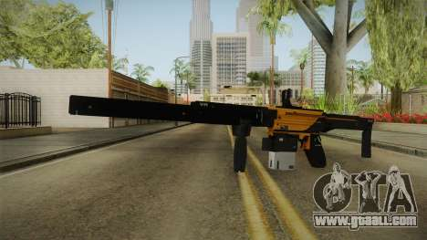 CoD: Infinite Warfare - X-Eon White for GTA San Andreas