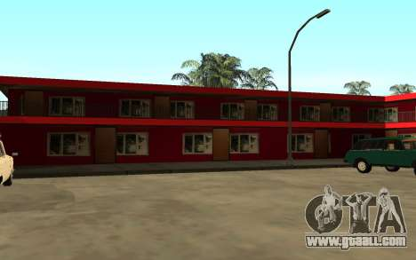New textures of hotel Include for GTA San Andreas forth screenshot