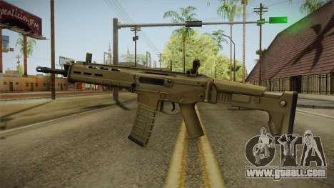 Magpul Masada Assault Rifle v2 for GTA San Andreas second screenshot