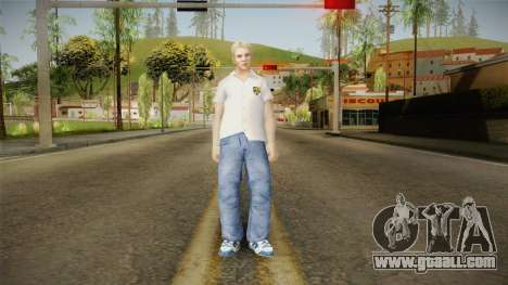 Trent Northwick from Bully Scholarship for GTA San Andreas second screenshot