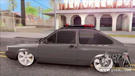 Volkswagen Gol for GTA San Andreas left view