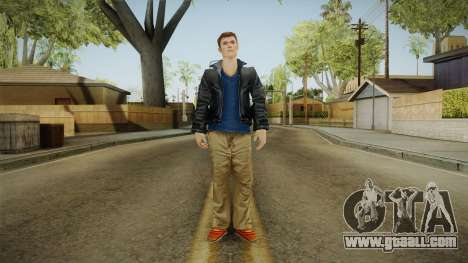 Ricky Pucino from Bully Scholarship for GTA San Andreas second screenshot