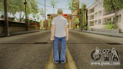 Trent Northwick from Bully Scholarship for GTA San Andreas third screenshot
