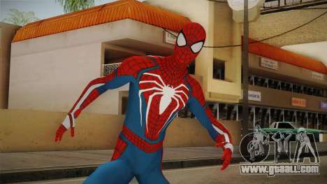 Spider-Man E3 PS4 Skin for GTA San Andreas