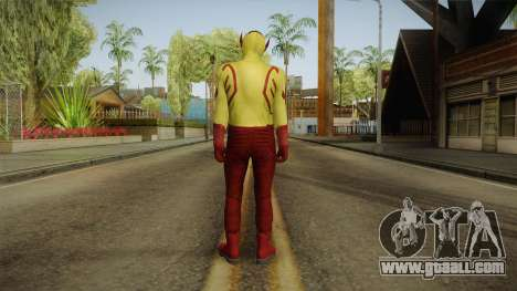 The Flash - Kid Flash for GTA San Andreas third screenshot