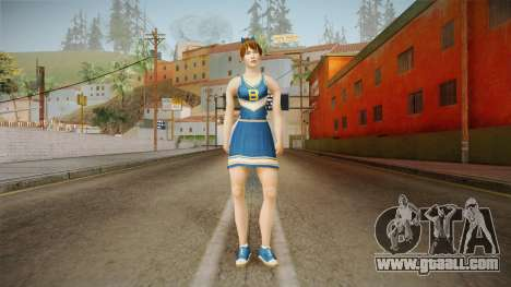 Mandy Wiles from Bully Scholarship for GTA San Andreas second screenshot