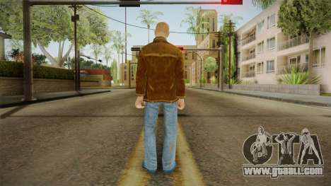 Gurney from Bully Scholarship for GTA San Andreas third screenshot