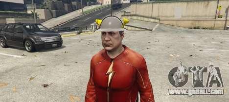 GTA 5 Real Jay Garrick (Earth-3) 1.1 third screenshot