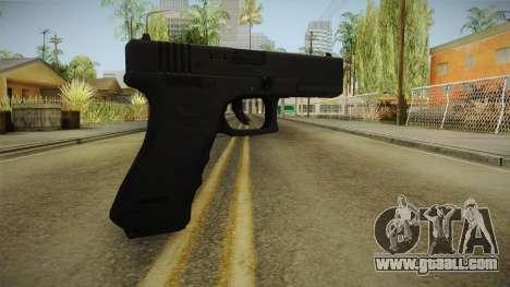 Glock 18 3 Dot Sight for GTA San Andreas second screenshot