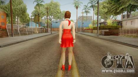 Ms. Phillips Date from Bully Scholarship for GTA San Andreas third screenshot