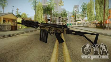 DSA FAL Camo Variant for GTA San Andreas second screenshot